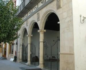 Fachada Antiguo Ayuntamiento
